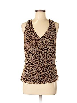 Ralph Lauren Sleeveless Silk Top Size 8