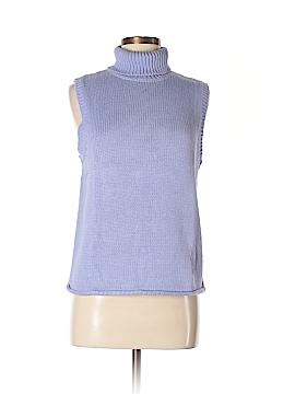 Tribeca Studio Turtleneck Sweater Size M