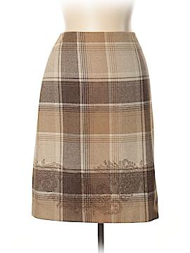 Ann Taylor Wool Skirt Size 10