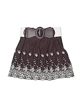 Blue Asphalt Casual Skirt Size S