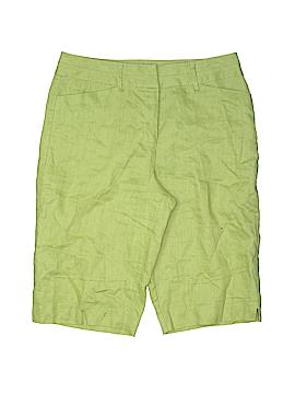 Kim Rogers Signature Khaki Shorts Size 8