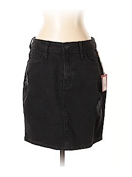 Mossimo Supply Co. Denim Skirt Size 8