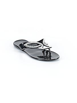 Qupid Flip Flops Size 7