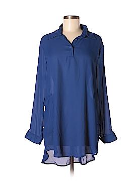 Zanzea Collection Long Sleeve Blouse Size 12