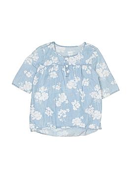 SONOMA life + style 3/4 Sleeve Blouse Size 4