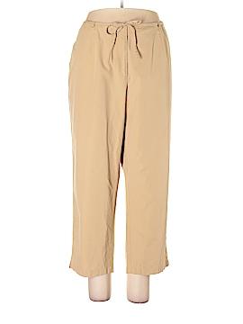 Liz Claiborne Khakis Size 20 (Plus)