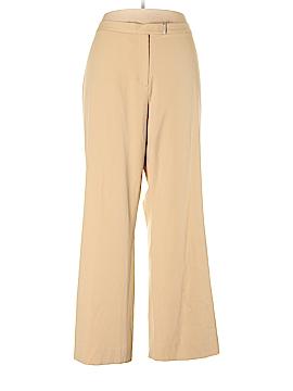 Jones New York Signature Dress Pants Size 18W (Plus)