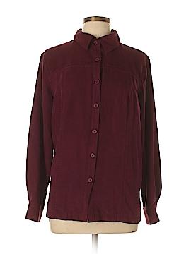 Croft & Barrow Long Sleeve Blouse Size L