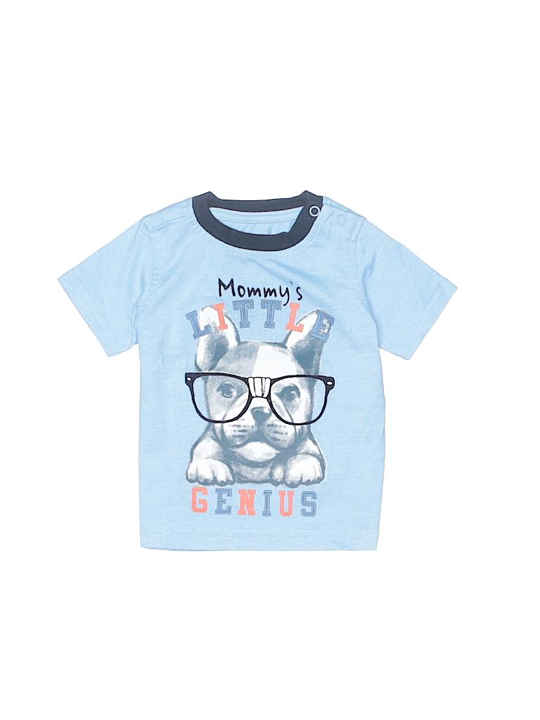 Kids Boys Short Sleeve T-Shirt Size 3-6 mo