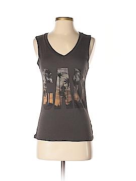 Papaya Sleeveless T-Shirt Size S