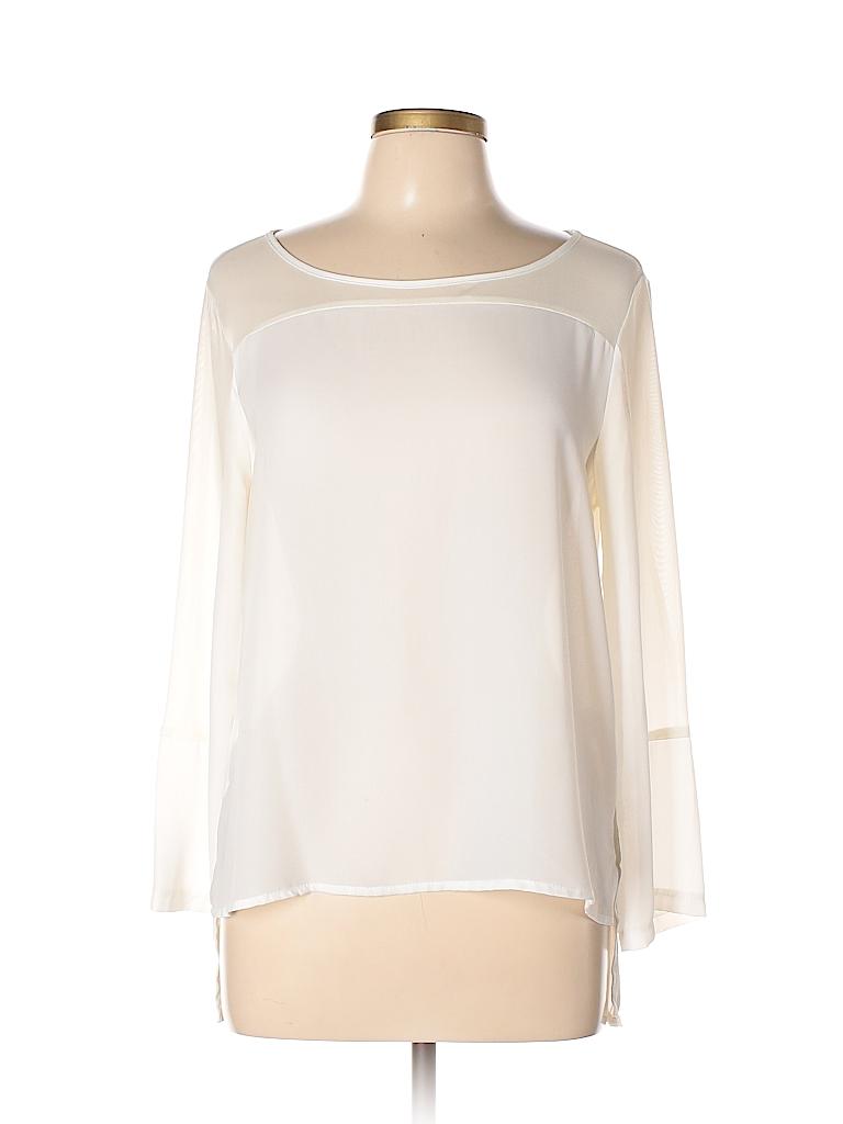 TOBI Women Long Sleeve Blouse Size L