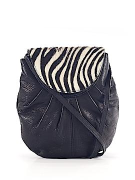 Maurizio Taiuti Leather Crossbody Bag One Size