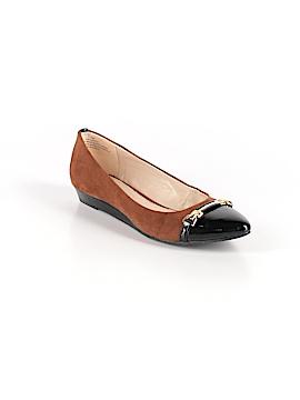 Laura Ashley Flats Size 7 1/2