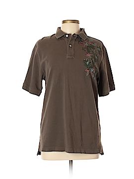 Cremieux Short Sleeve Polo Size M