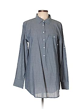 J. Crew Factory Store Long Sleeve Button-Down Shirt Size L
