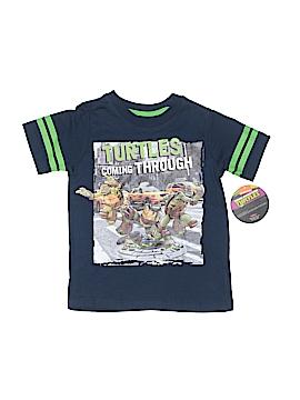 Nickelodeon Short Sleeve T-Shirt Size 5 - 6