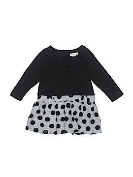 Polkatots Dress Size 12 mo