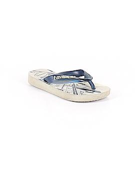 Havaianas Flip Flops Size 9/10 Kids