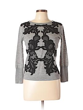 Diane von Furstenberg Wool Pullover Sweater Size M