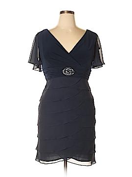 Jessica Howard Cocktail Dress Size 14 (Petite)