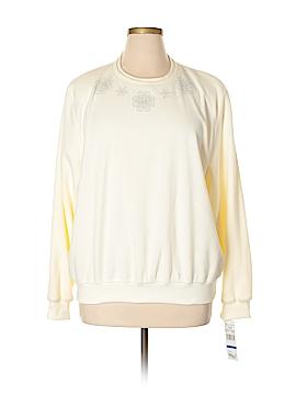 Alfred Dunner Sweatshirt Size XL