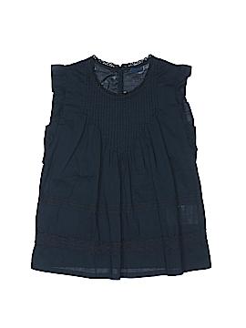Gap Kids Short Sleeve Blouse Size 7