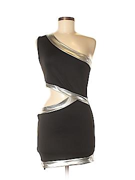 Blanc Noir Cocktail Dress Size M