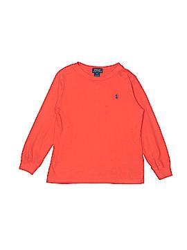 Polo by Ralph Lauren Long Sleeve T-Shirt Size 5T