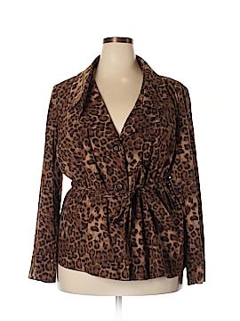 Fashion Bug Jacket Size 2X (Plus)