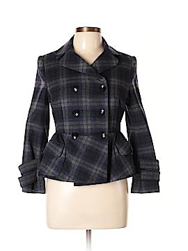 Peter Som Wool Coat Size 6
