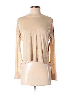 Basic Style Long Sleeve Top Size XS