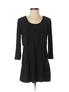 Nina Leonard 3/4 Sleeve Top Size S