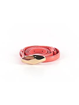 Express Leather Belt Size Sm - Med