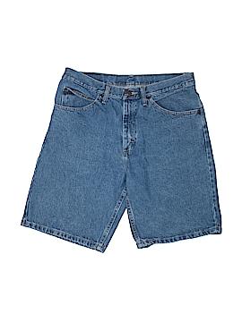 Lee Denim Shorts 33 Waist