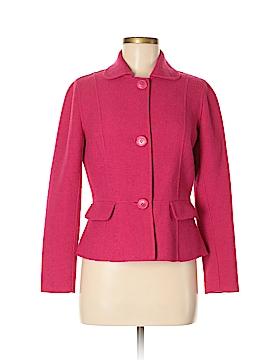 Dana Buchman Wool Coat Size 6 (Petite)