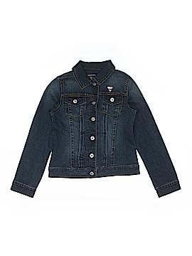 Guess Denim Jacket Size 10 - 12