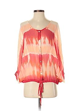 Gypsy 05 Long Sleeve Silk Top Size S