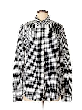 Gap Long Sleeve Button-Down Shirt Size M (Tall)