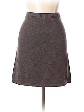 J.jill Silk Skirt Size L