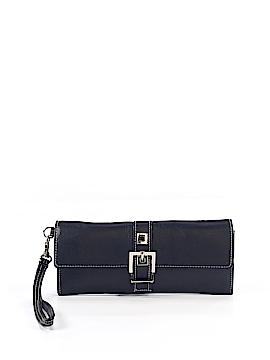 Perlina Leather Wristlet One Size