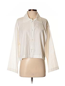 Eskandar Long Sleeve Button-Down Shirt Size 8 (1)