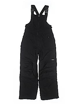 Lands' End Snow Pants With Bib Size 7