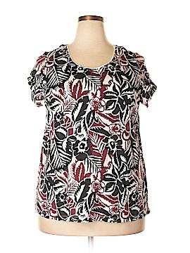 Ellos Short Sleeve T-Shirt Size 18 (Plus)