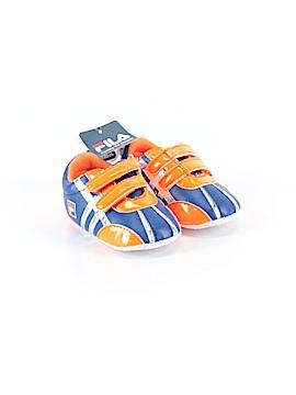 Fila Booties Size 6-12 mo