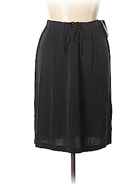 Valerie Stevens Silk Skirt Size 18 (Plus)