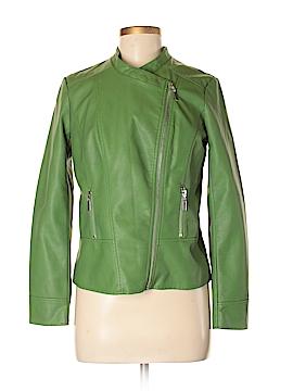 Alfani Faux Leather Jacket Size XS