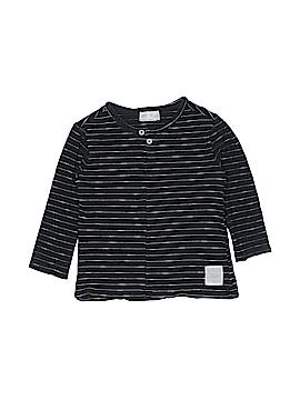 Zara Long Sleeve Henley Size 4