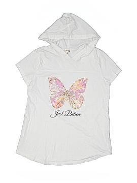 Monteau Girl Short Sleeve T-Shirt Size L (Kids)
