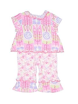 Baby Lulu Short Sleeve T-Shirt Size 18 mo