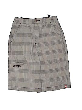 Hawk Khaki Shorts Size 10